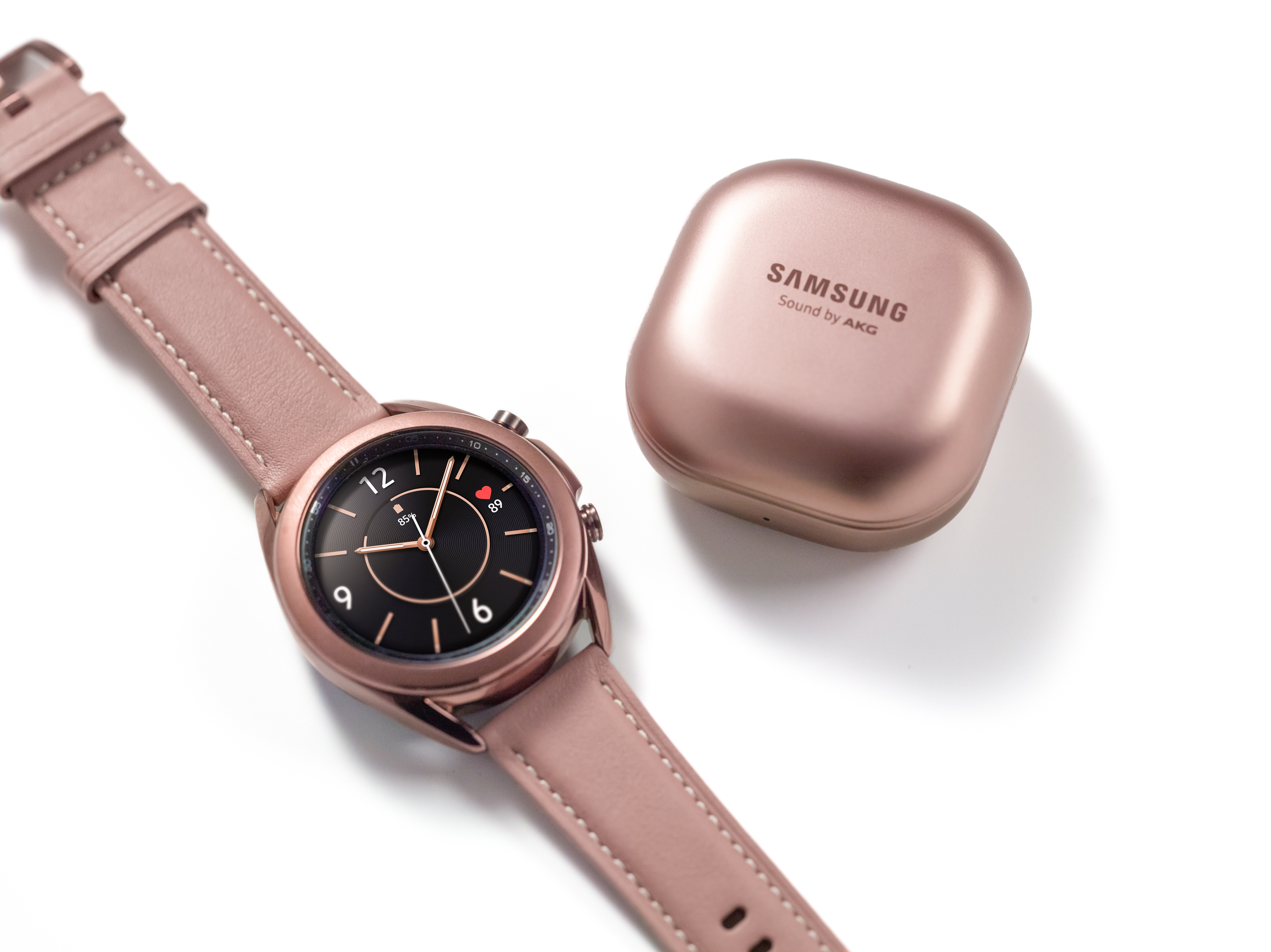 Galaxy Watch 3. Фото: samsung.com